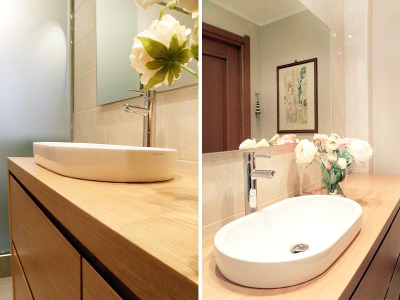Mobile bagno con lavatrice bricoman decora la tua vita for Bricoman arredo bagno