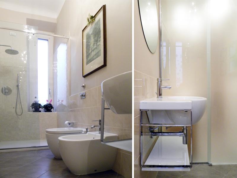 Bagno Lungo E Stretto : Bagno lungo e stretto con doccia arredo per bagno stretto with